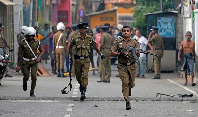 شرطة سريلانكا