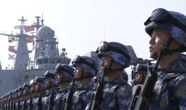 قوات البحرية الصينية - أرشيفية