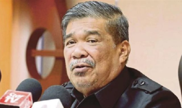 وزير الدفاع الماليزى