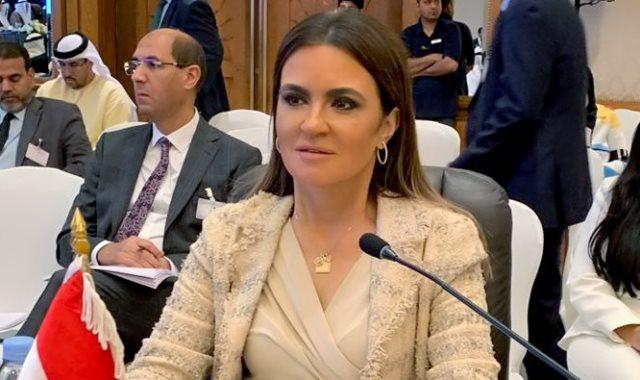سحر نصر وزيرة الاستثمار