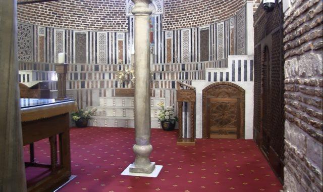 حكاية مغارة كنيسة