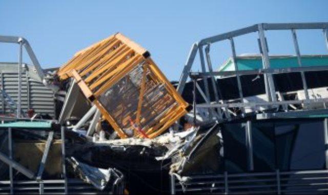 سقوط رافعة بناء فى مدينة أمريكية تقتل 5 أشخاص