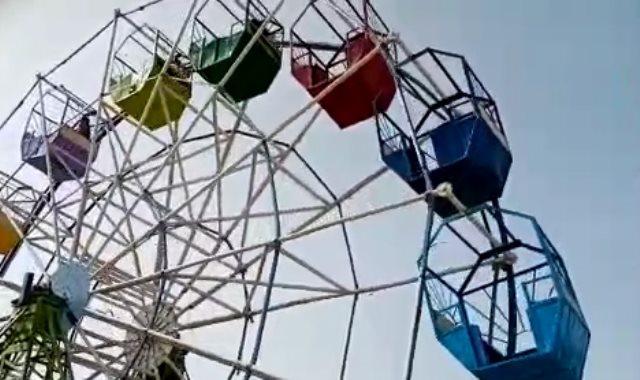 الاحتفال بشم النسيم فى سوهاج