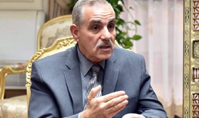 اللواء جمال نور الدين - محافظ اسيوط