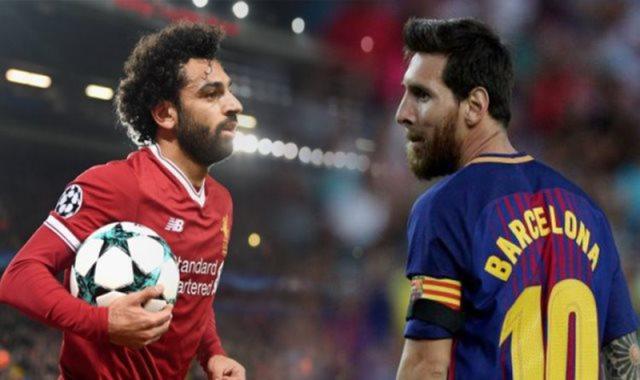 برشلونة ضد ليفربول