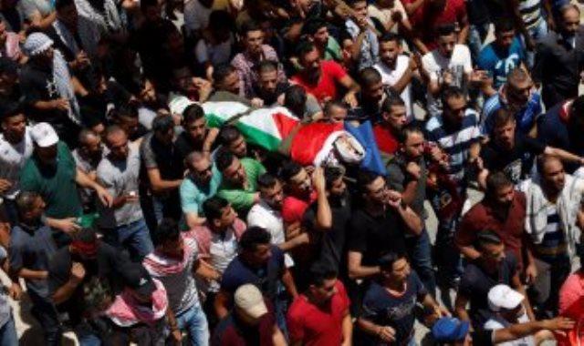 استشهاد فلسطينى ارشيفية