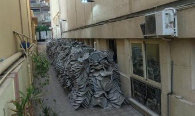 كراسى ستاد القاهرة