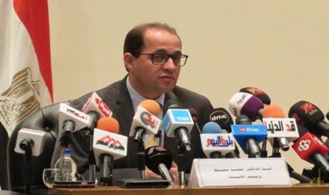 أحمد كجوك نائب وزير المالية