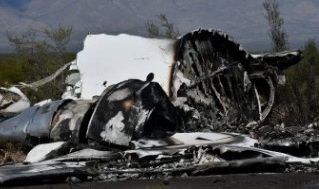 الطائرة المكسيكية المفقودة