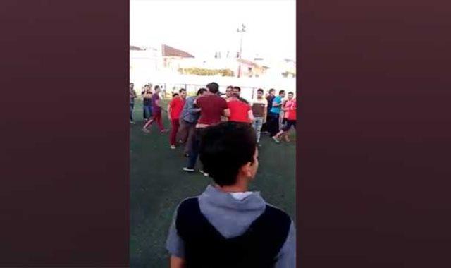 جانب من الفيديو