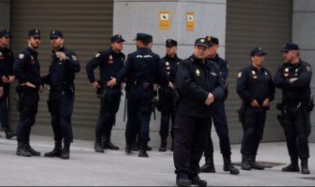 الشرطة الأسبانية