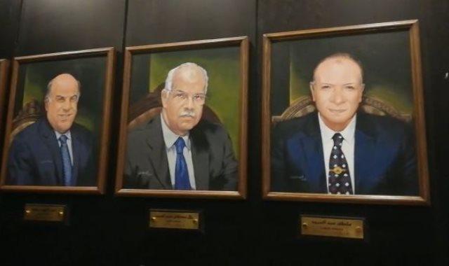 محافظة القاهرة تحول ممرات الديوان العام لمتحف