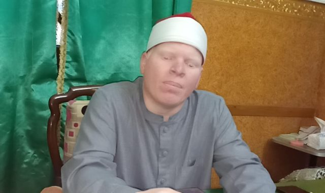الشيخ محمد عبد الحميد جاد، إمام مسجد سيدى جابر