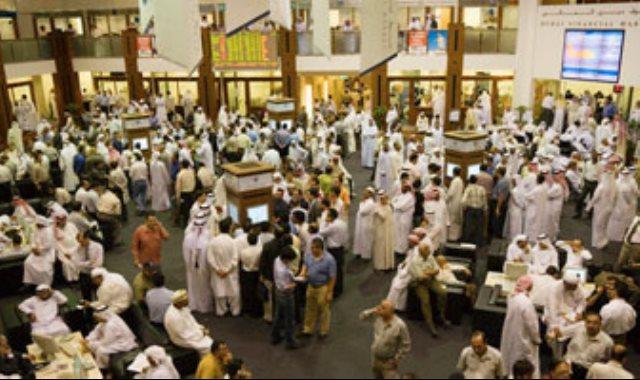 بورصة دبي- أرشيفية