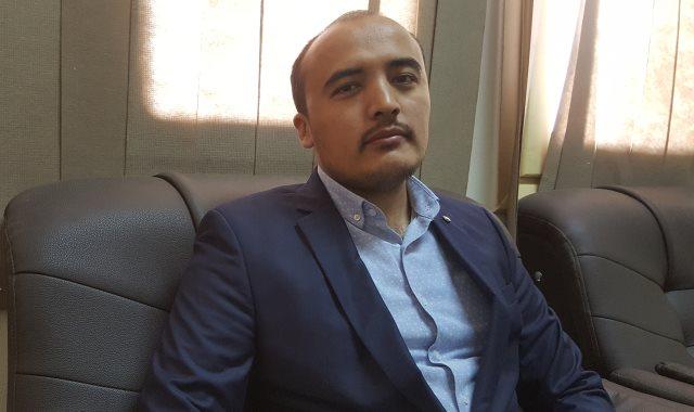 نجم الدين من أوزبكستان يدرس الماجستير بكلية أصول الدين