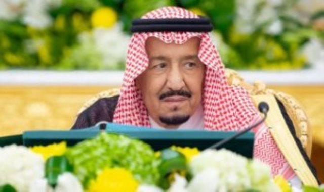 الملك سلمان بن عبد العزيز خادم الحرمين الشريفين