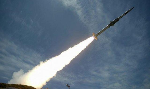 صاروخ باليستى - صورة أرشيفية