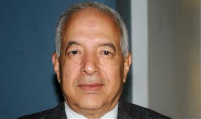المستشار رضا عبد المعطى نائب رئيس الهيئة العامة للرقابة المالية
