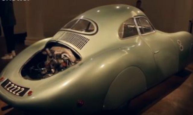 أقدم سيارة بورش