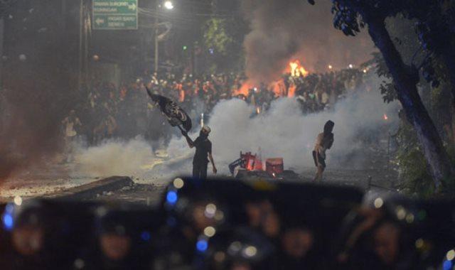 تجدد الاشتباكات في أندونسيا