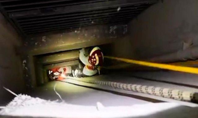 إنقاذ طفل سقط من الطابق الـ 23