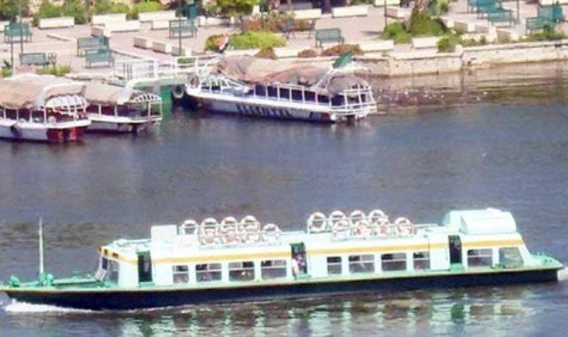النقل النهرى ـ أرشيفية