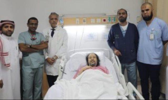 الفنان السعودى خالد سامى