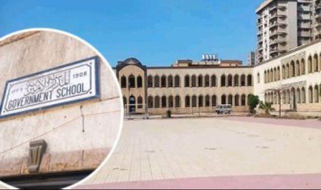 المدرسة الأميرية بالشرقية من أقدم ثلاث مدارس ثانوى فى مصر