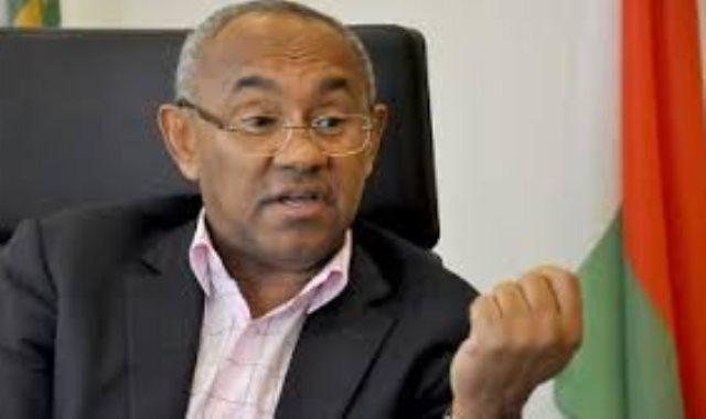 أحمد أحمد رئيس الاتحاد الأفريقى لكرة القدم