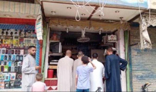 طقوس العيد فى سوهاج