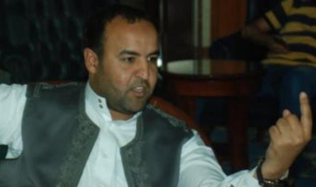 إبراهيم أبو صندوق رئيس نادى الحرية