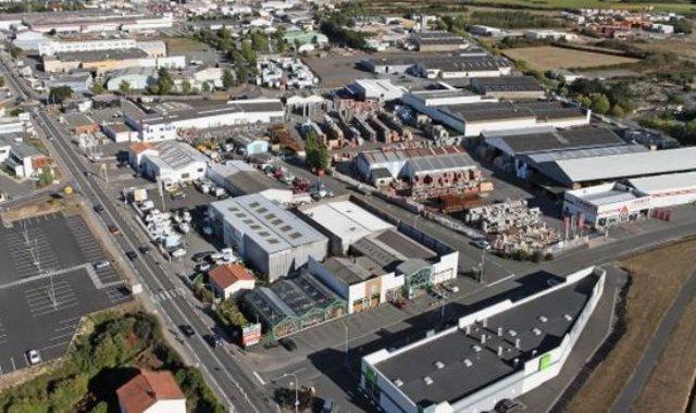 المنطقة الصناعية