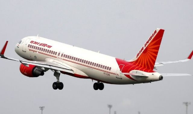 طائرة هندية - ارشيفية
