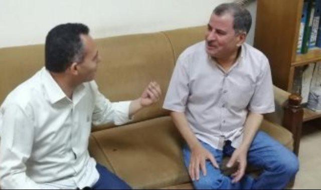 معتز عبد الرؤوف