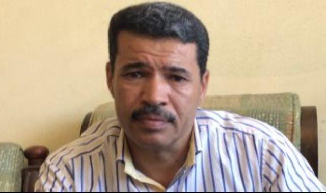 محمود حنفى _ مدير فرع ثقافة شمال سيناء