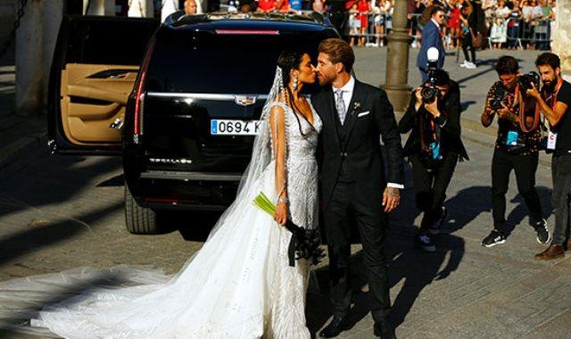 حفل زفاف راموس