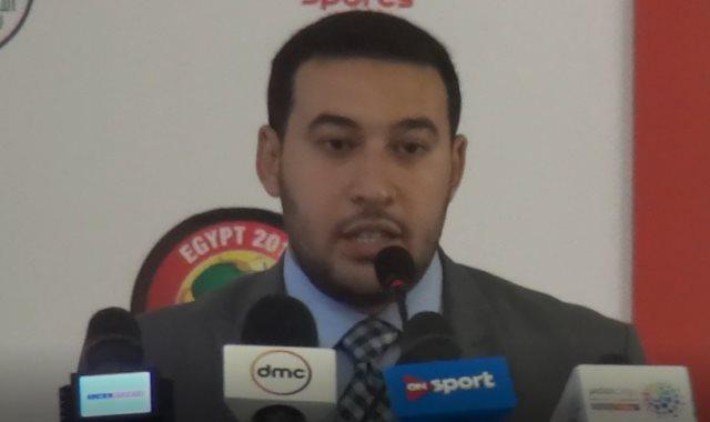 محمود نوح رئيس شركة سويفل