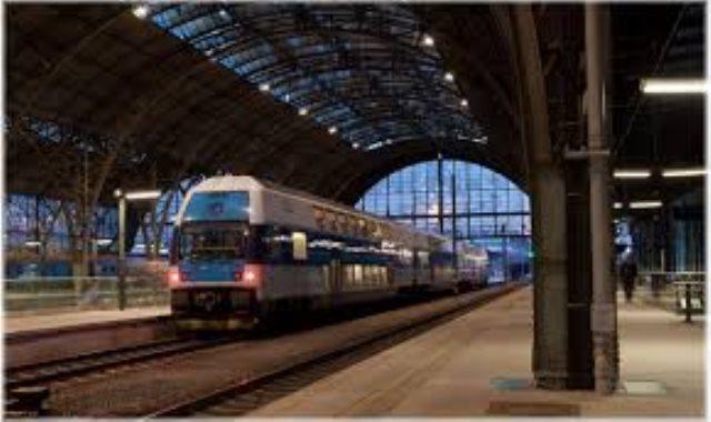 قطار بالتشيك - صورة أرشيفية