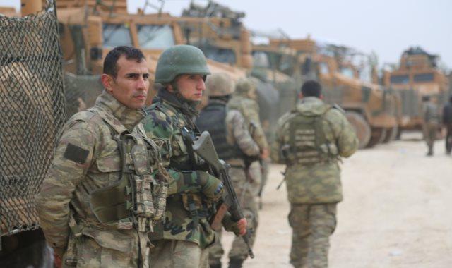 عناصر من الجيش الروسى فى سوريا
