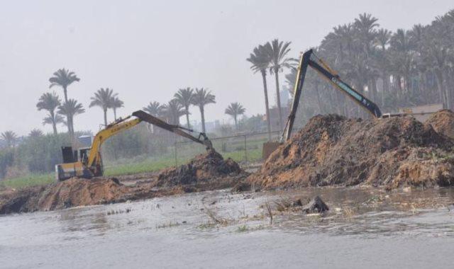 التعديات على النيل