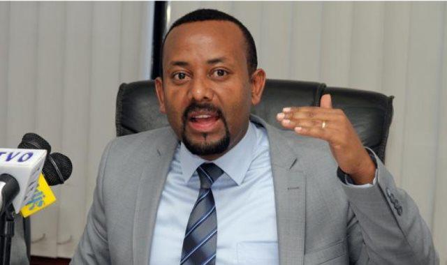 رئيس وزراء أثيوبيا أبى أحمد