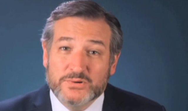 المرشح السابق للرئاسة الأمريكية والسيناتور عن ولاية تكساس تيد كروز