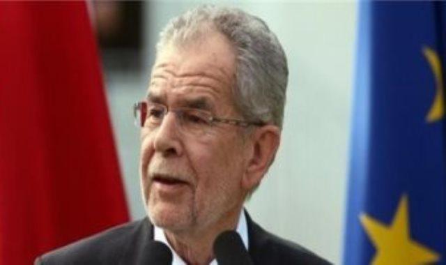 وزير خارجية النمسا الكسندر شالينبرج