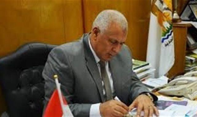 اللواء محمد الزملوط - محافظ الوادى الجديد