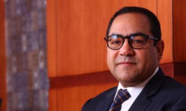 صالح الشيخ رئيس الجهاز المركزى للتنظيم والإدارة