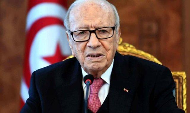 الرئيس التونسى الباجى قايد السبسى