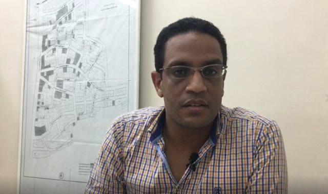 الدكتور رشوان أمين مدير المركز الطبي التابع لجمعية حماية البيئة من التلوث
