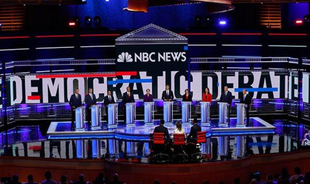 المرشحون الديموقراطيون