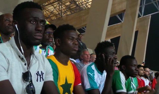 جماهير السنغال