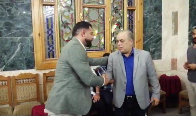عزاء المخرج محمد النجار